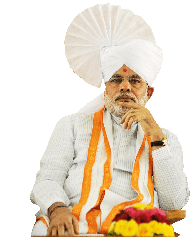 Narendra Modi PNG File