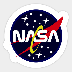 nasa Sticker - Nasa Logo PNG