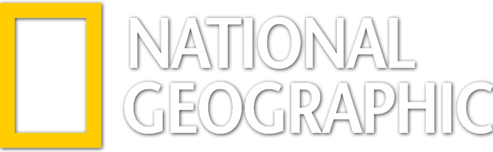 Gallery of National Geographic Logo Png White - Nat Geo Logo Vector PNG