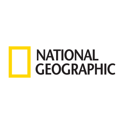 National Geographic logo vector free . - Nat Geo Logo Vector PNG