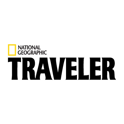 National Geographic Traveler Logo Vector - Nat Geo Logo Vector PNG