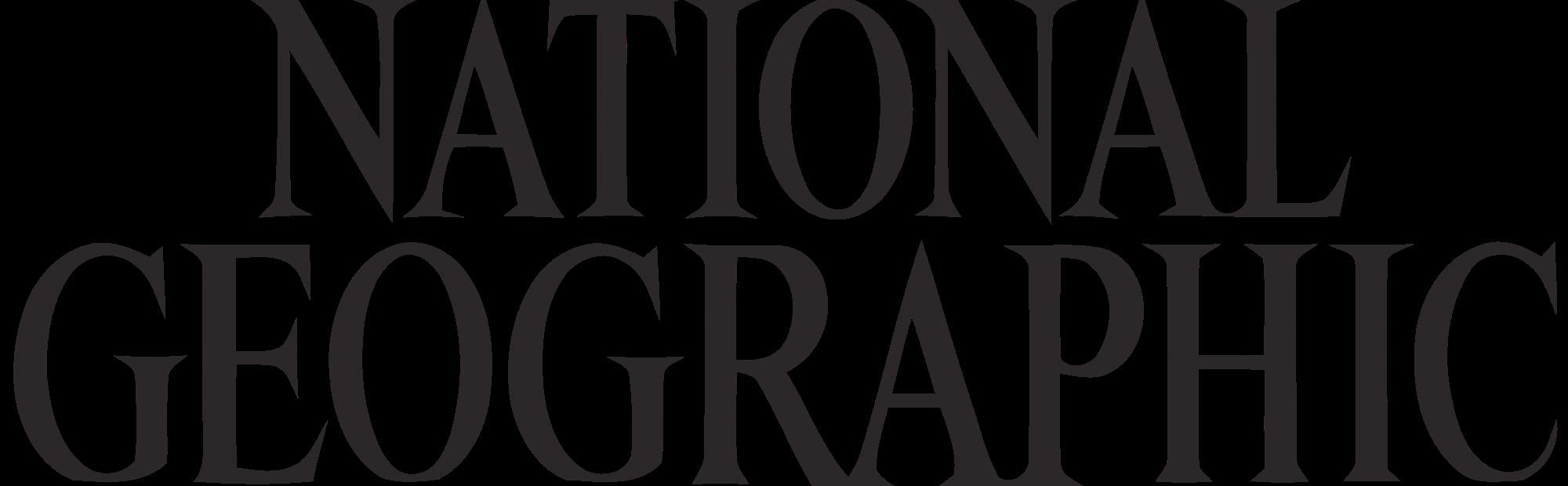 Nat Geo Logo Vector PNG - 29219