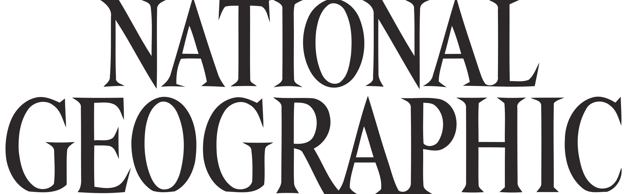 National Geographic Logo Vector PNG - 31191