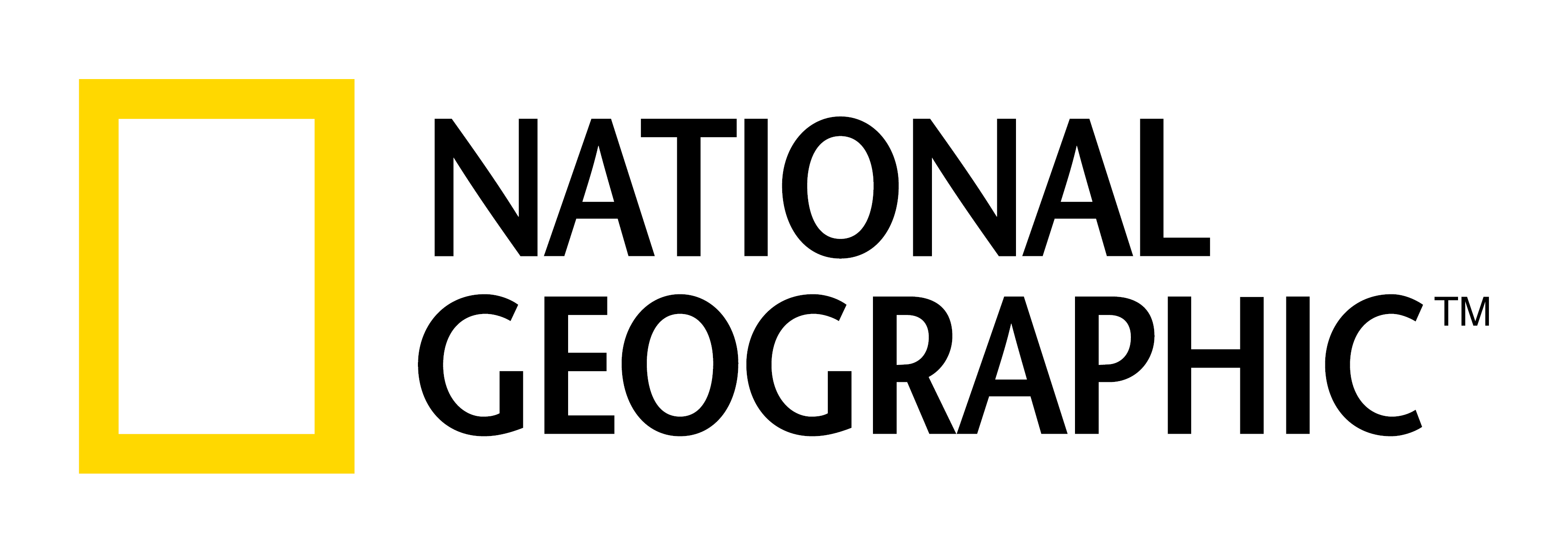 Simplicity: - National Geographic Logo Vector PNG