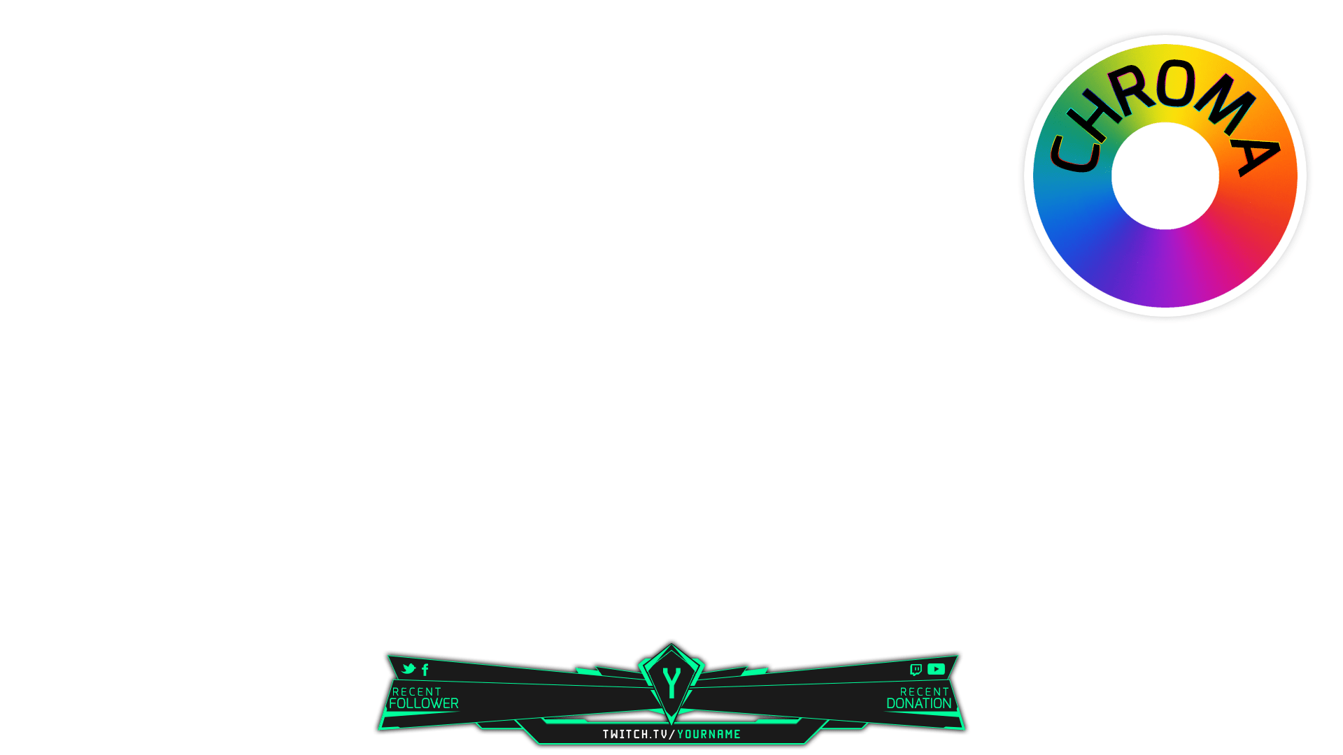 Twitch Overlay Download - Nawi PNG