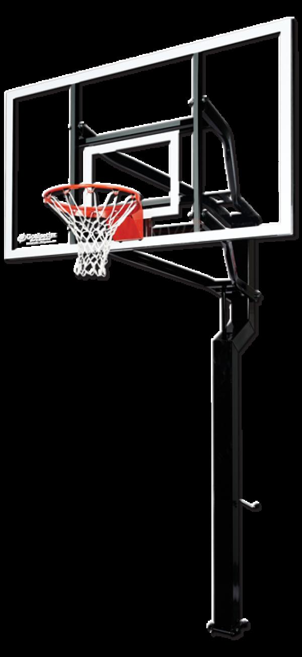 Nba Basketball Hoop PNG-PlusPNG.com-600 - Nba Basketball Hoop PNG