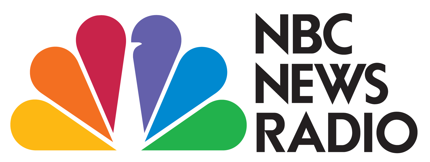 Image - NBC-News-Radio-Logo-Stacked.png | Logopedia | FANDOM powered by  Wikia - Nbc PNG