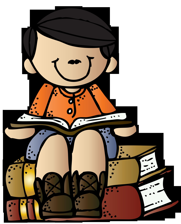Melonheadz Writing Boy on books c melonheadz - Neat Boy PNG