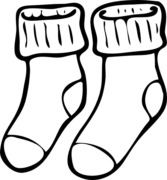 Neat Socks Clip Art - Neat Boy PNG