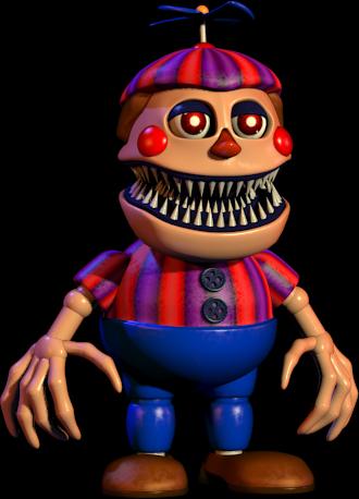 Nightmare Balloon Boy - Five Nights at Freddyu0027s Wiki - Wikia - Neat Boy PNG