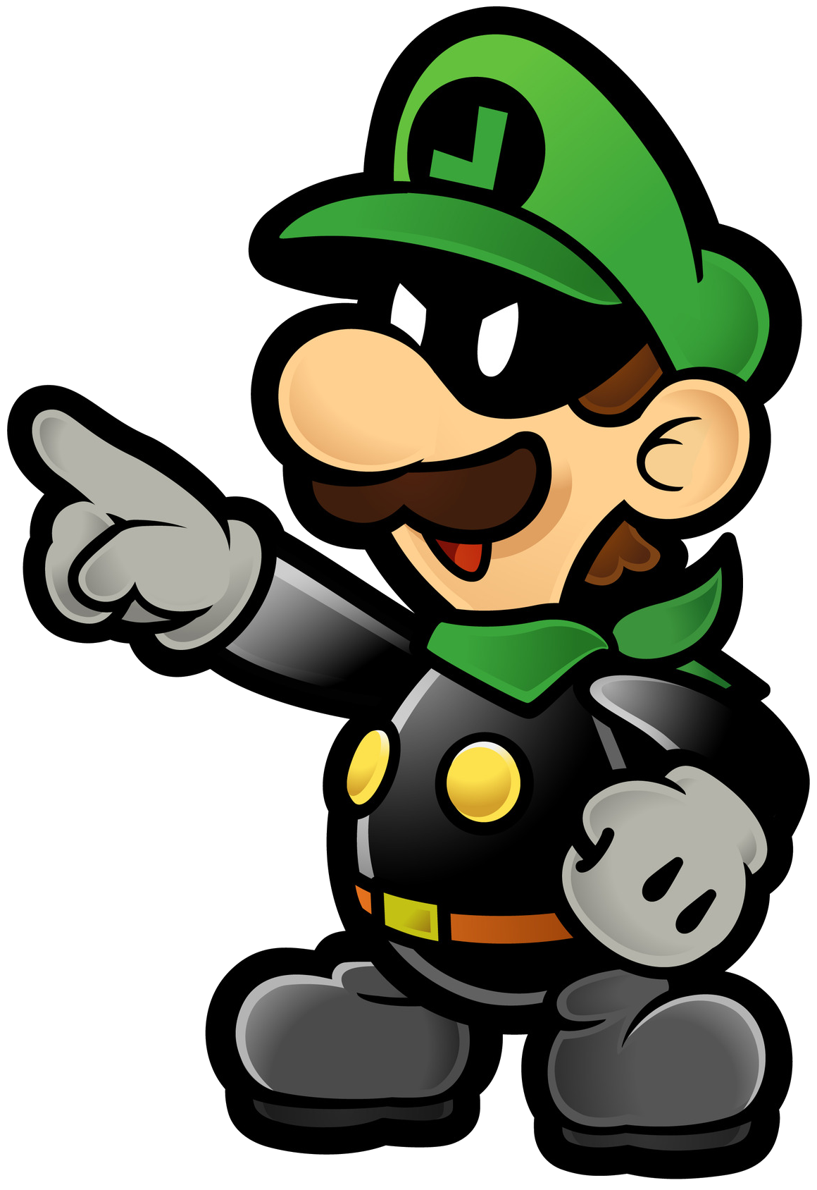 . PlusPng.com Sakurai-san seems content to make Luigi the poster boy for randomness,  and so I think if we got any kind of alternate costume for him, PlusPng.com  - Neat Boy PNG
