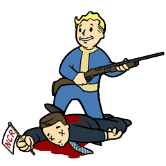 With the Fallout 4 SPECIAL promotional videos, I had high hopes - the  animation was a neat little emulation of the Golden Age of Western  animation, PlusPng.com  - Neat Boy PNG