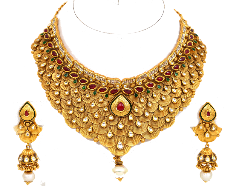 Jewellery Necklace PNG Transparent Image - Necklace PNG