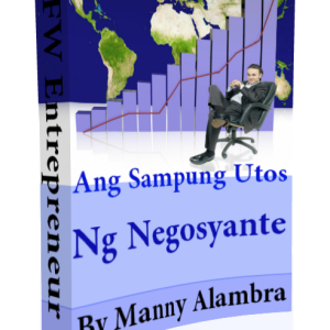 Ang Sampung Utos Ng Negosyante - Negosyante PNG
