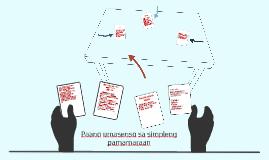 Copy of Paano umasenso sa simpleng pamam. - Negosyante PNG