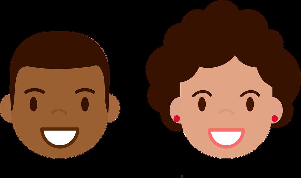 Orang Orang, Negrito, Afro, Muñequitos, Ilustrasi - Negrito PNG