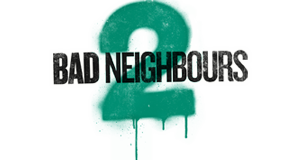 Bad Neighbours 2 Logo