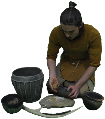 Neolithic People PNG - 74438