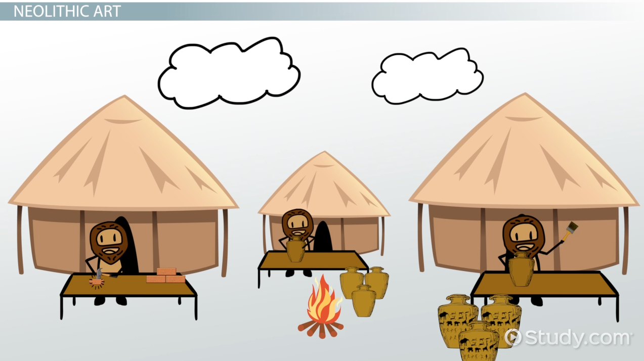 Neolithic People PNG - 74451