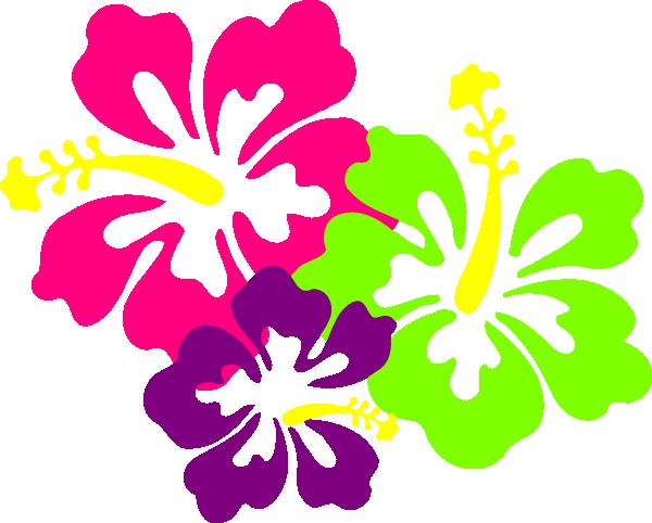 Neon Flower PNG - 74647