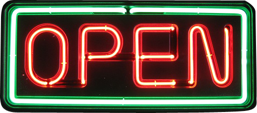 Neon Sign PNG - 78419