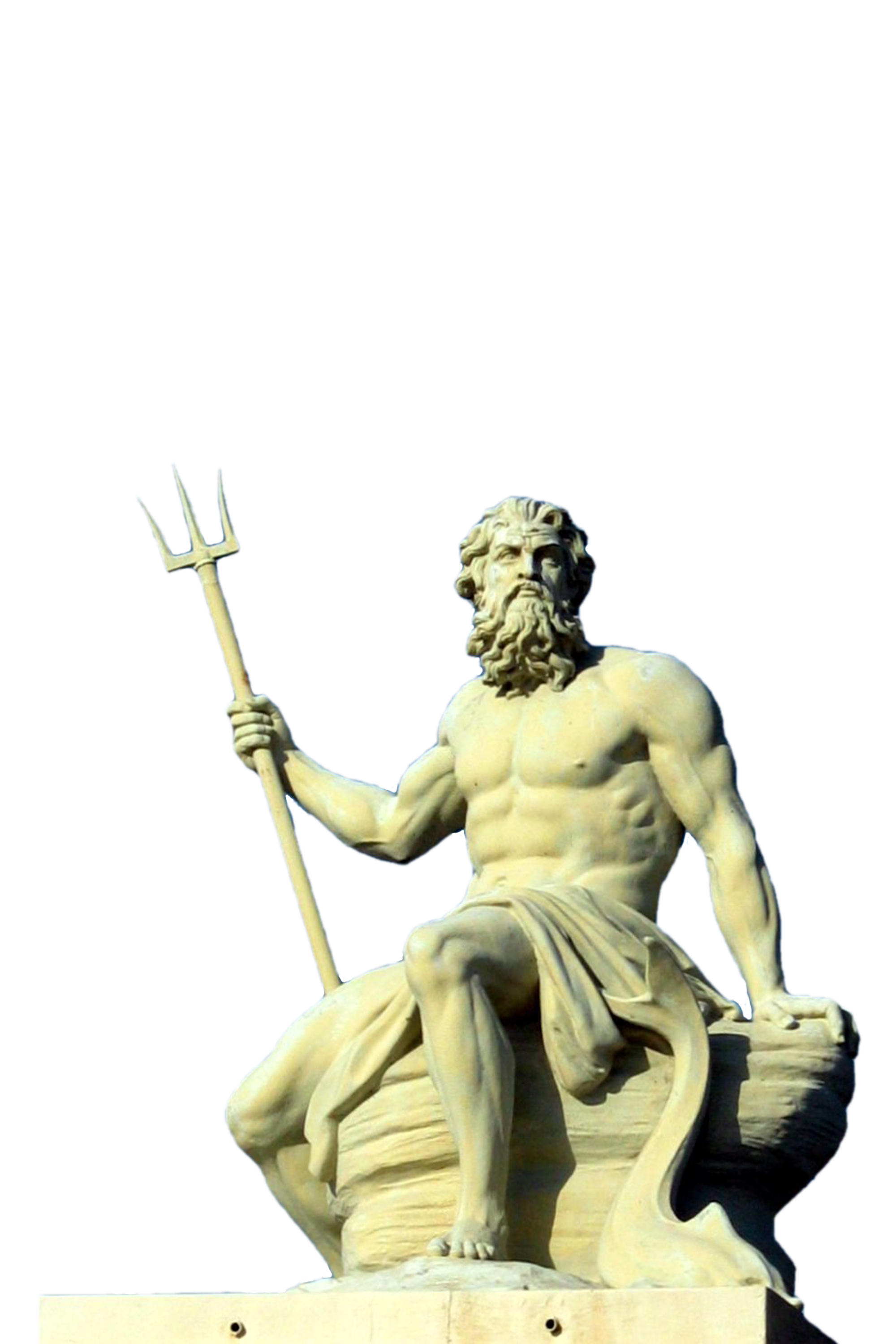 Neptune God PNG-PlusPNG.com-2000 - Neptune God PNG