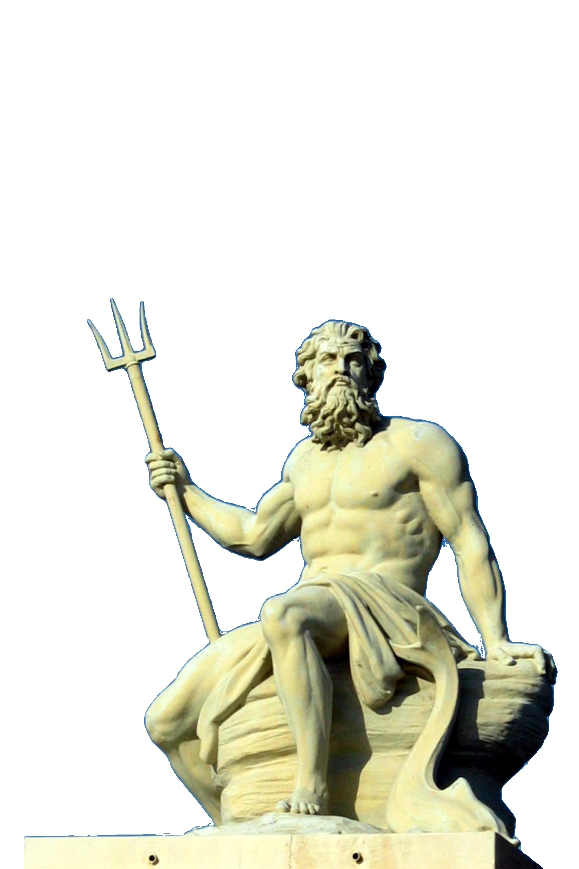 Neptune God PNG - 74541
