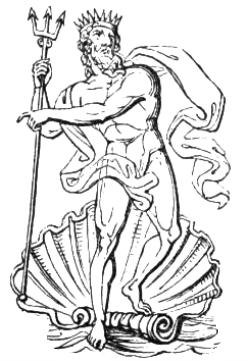 Neptune God PNG - 74550