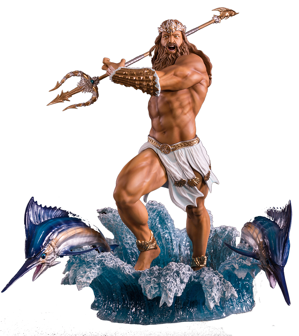 Neptune God PNG-PlusPNG.com-952 - Neptune God PNG
