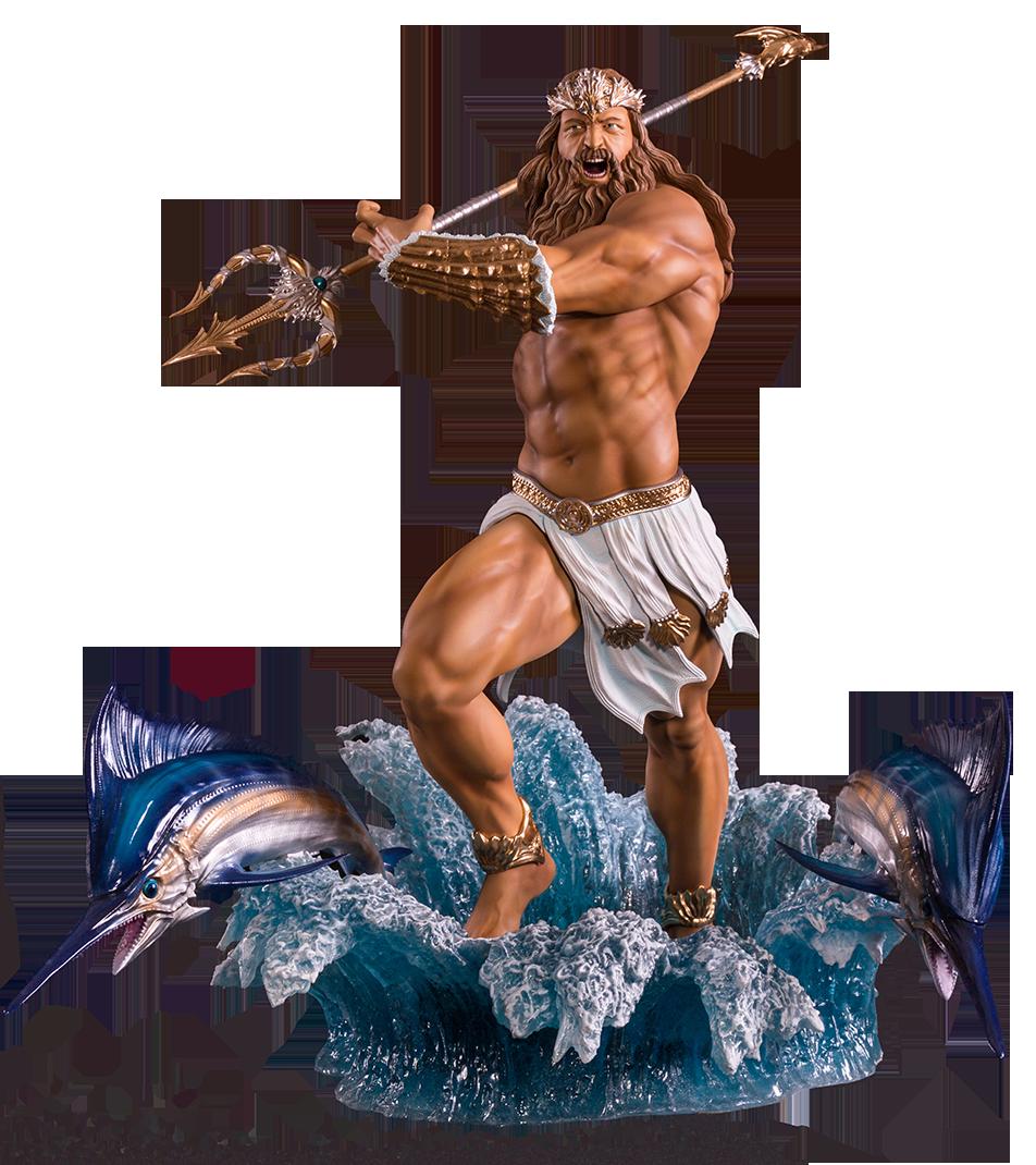 Neptune God PNG - 74552