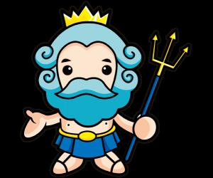 Neptune God PNG - 74554
