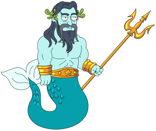 Neptune | Family Guy: The Quest for Stuff Wiki | FANDOM powered by Wikia - Neptune God PNG