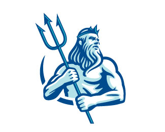 Neptune: Hello - Looking for an emblem that might look like the Greek god  of the seas. Maybe something with a trident? Beard? Iu0027m not picky. - Neptune God PNG