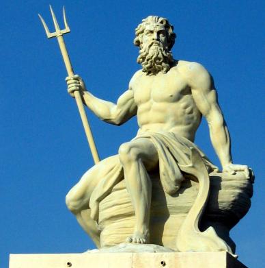 Neptune God PNG - 74543