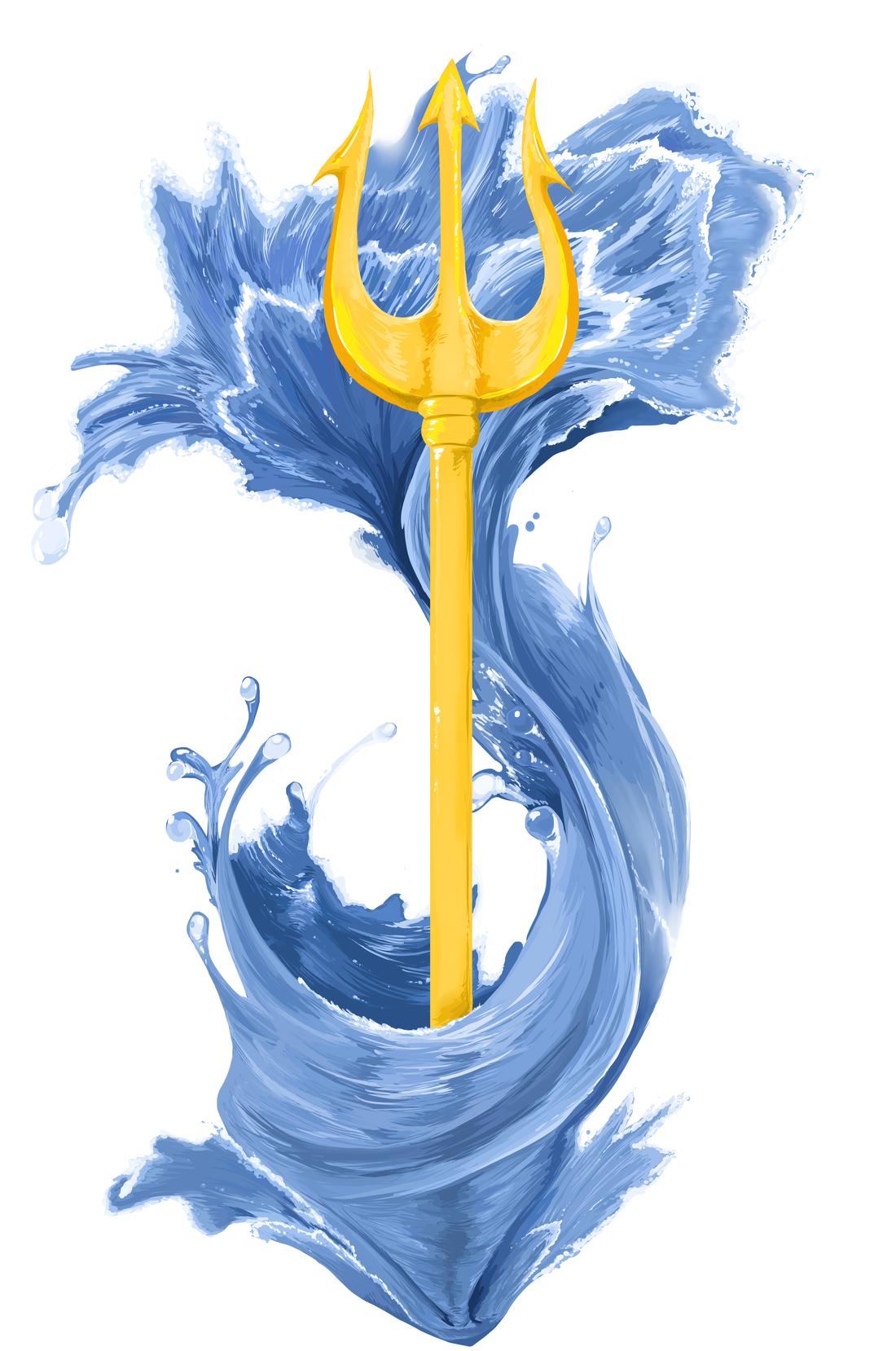 Neptune God PNG - 74542