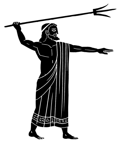 Neptune God PNG - 74549