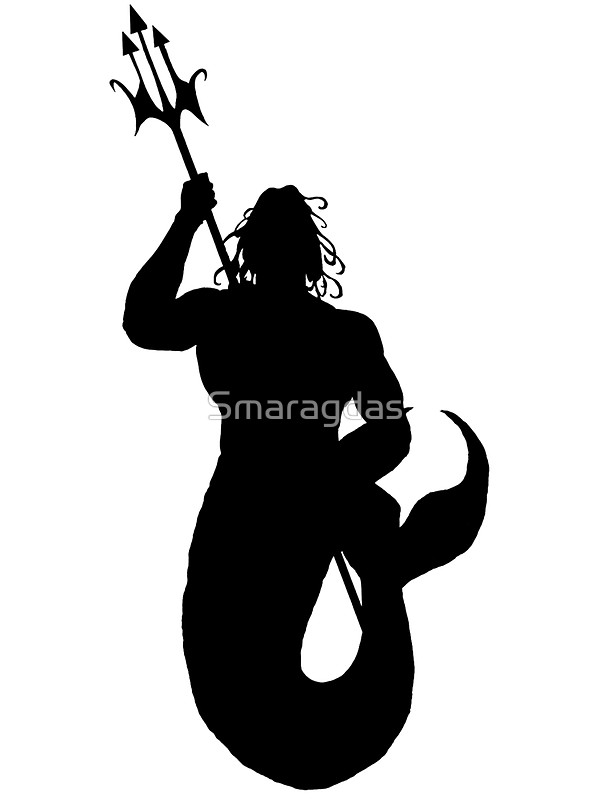 Poseidon/Neptune - God of Seas by Smaragdas - Neptune God PNG
