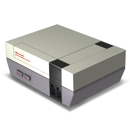 512x512 pixel - Nes PNG