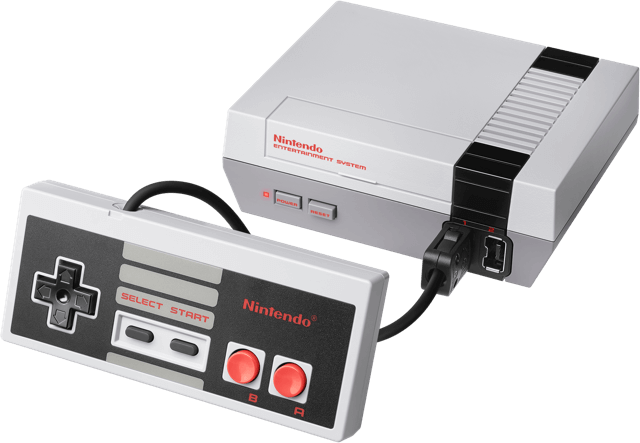 NES Classic Edition - Nes PNG
