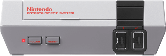 NES Classic Edition system front view - Nes PNG