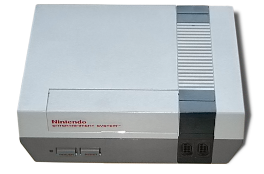 Nes-transparent-improved.png PlusPng.com  - Nes PNG