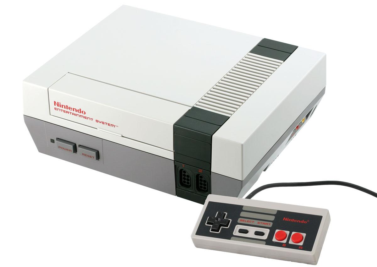 Nintendo NES - Nes PNG
