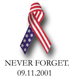 Never Forget 9 11 PNG - 78313