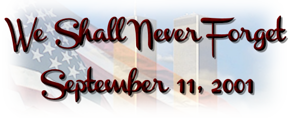Never Forget 9 11 PNG - 78322