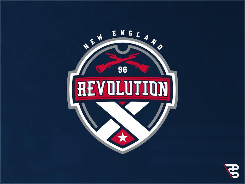 tKFVb7V.png - New England Revolution PNG