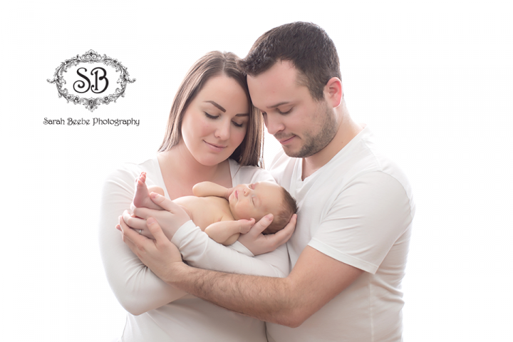 Baby L in SBP Kelowna Studio February 2015 - New Family With Baby PNG