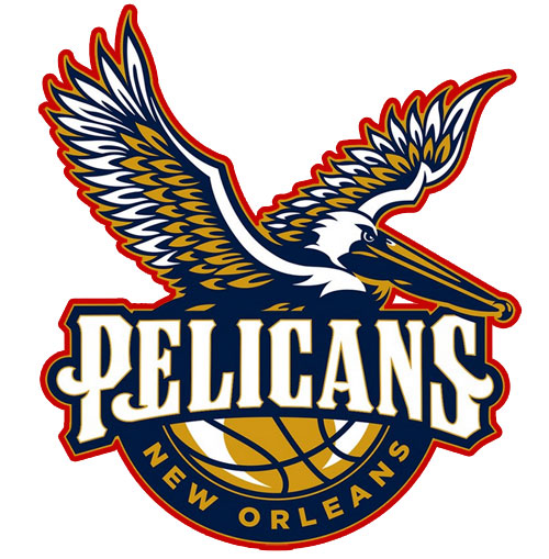 New Orleans Pelicans Logo PNG - 33972