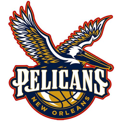 New Orleans Pelicans Logo PNG-PlusPNG.com-500 - New Orleans Pelicans Logo PNG