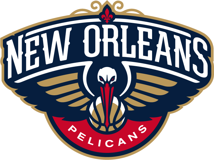 New Orleans Pelicans Logo PNG - 33963
