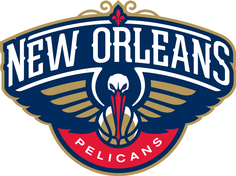 New Orleans Pelicans Logo PNG - 33960